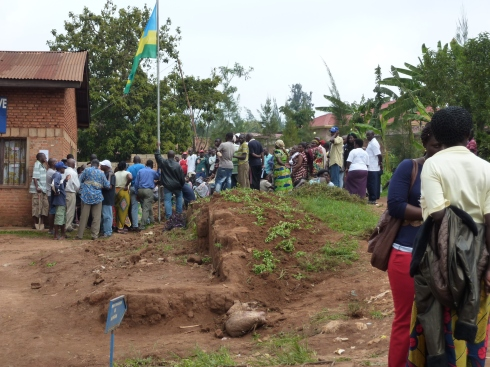 Umuganda meeting