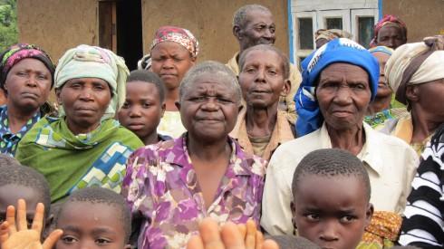 Women in Butembo