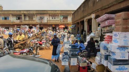 Butembo market