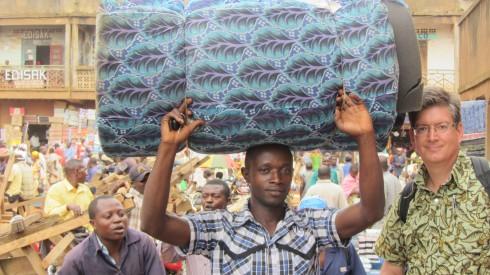 Mattresses for the CSCODI Mama Dorcas Orphanage in Butembo
