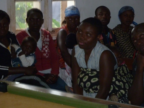 Butembo youth centre