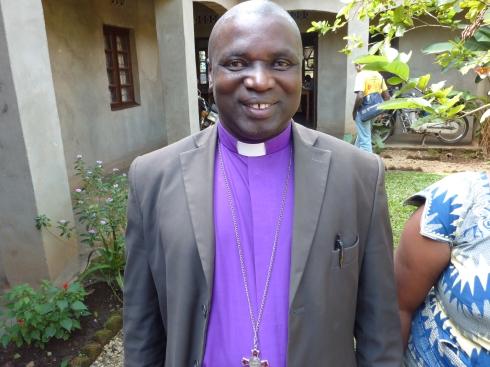 Bishop Isesomo Muhindo