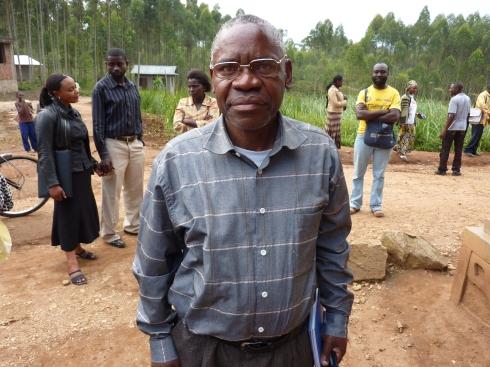 Dr. Kambale Kandiki Valere of ULPGL / Butembo