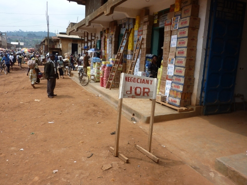 Butembo gold exchange