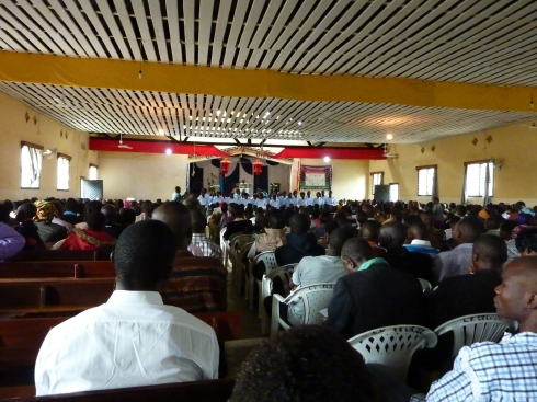 Church of Christ in Congo, Bunia
