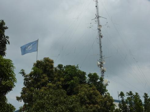 MONUSCO HQ, Bunia, Orientale province, DRC