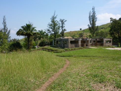 While much of Nyankunde has been rebuilt, much remains to be done