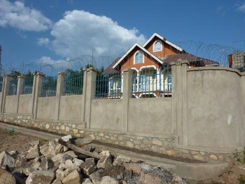 New home in Bunia