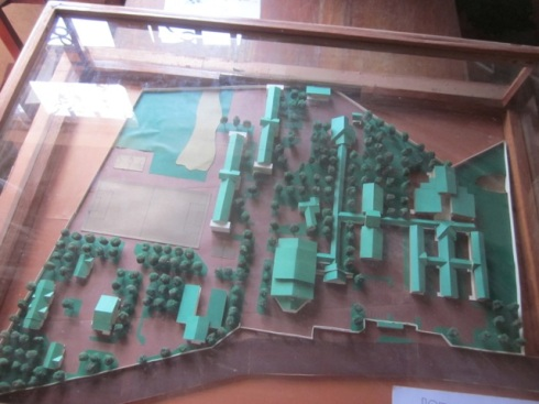 Overall Wood Campus plan.  Only one building currently exists.