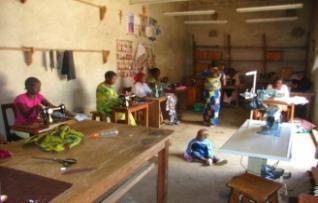 Compassion Pour Les Enfant en Detresse Sewing Project