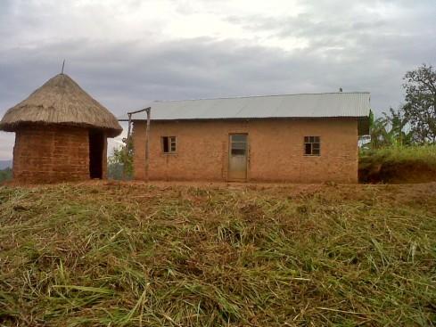 Kalondo health centre.  4 mattresses.  30 km SW of Butembo