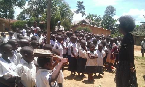 Ecole Primaire des Scouts, Butembo North Kivu DRC