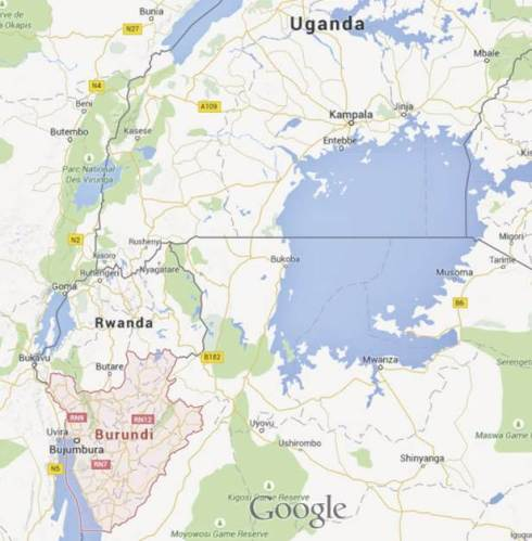 Lake Victoria Region