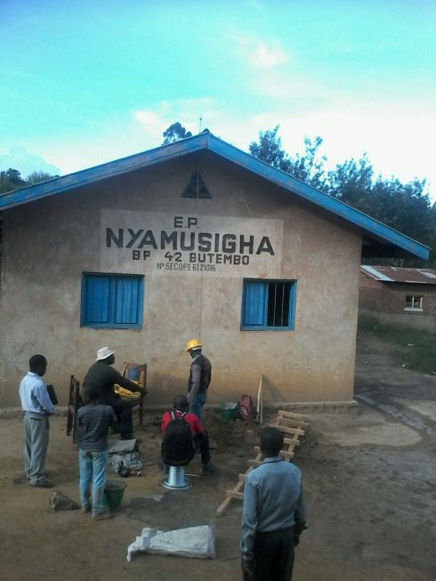 First School Installation