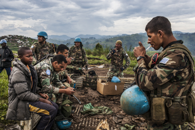 Congo's Perpetual War for the Washington Post