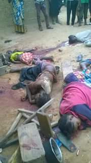 Beni Massacre 2