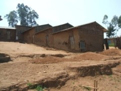 Erosion issues at the primary school