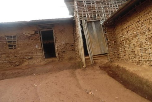 Primary school in rough shape