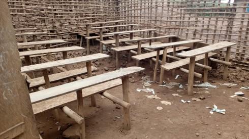 School destroyed 2