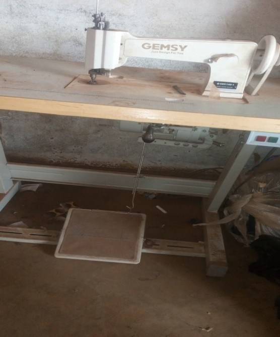 New sewing machine 1 2018 Feb