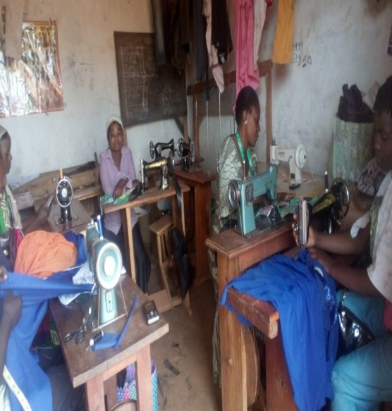 New sewing machine 2 2018 Feb