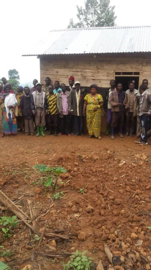 Saasita with local leadership