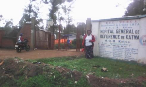 At Katwa, east of Butembo
