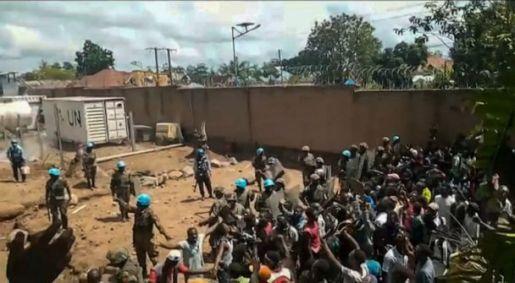 Confronting MONUSCO Beni 2019 Nov