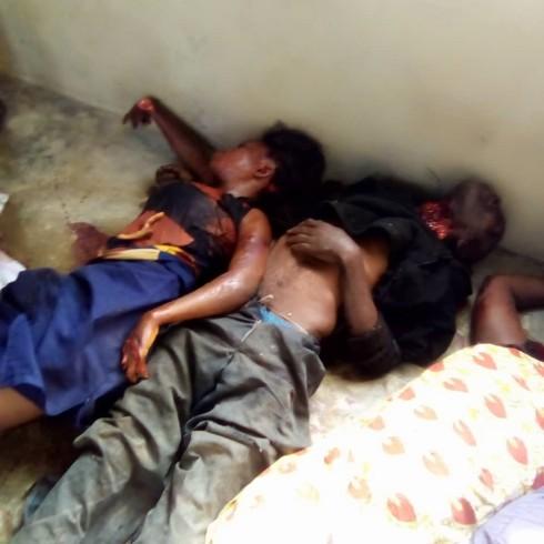 Slaughter in Beni 2019 Nov 2