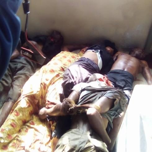 Slaughter in Beni 2019 Nov 3