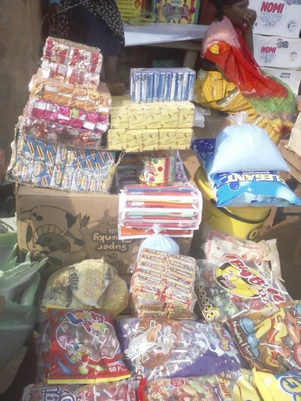 Butembo inventory 1