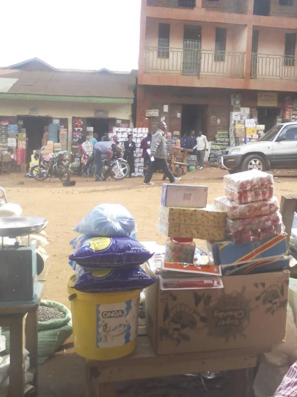 Butembo market Jan 2020