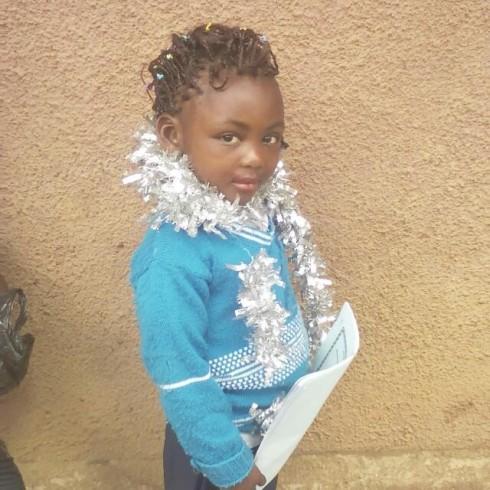 Dieula aged 5